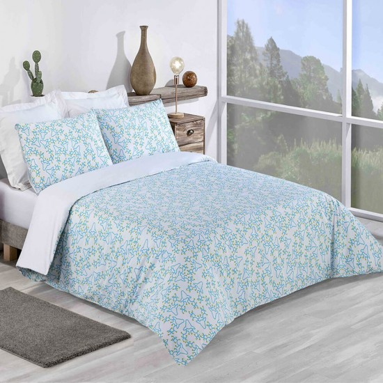 King size Duvet Cover with Pillowcases in Prancer design
