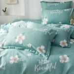 Hello Beautiful Cotton Duvet Cover king size with matching Pillowcases