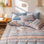 Mexicano Cotton Duvet Cover king size with matching Pillowcases