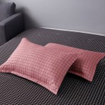 Rosa Braun Soft Polyester Fabric Double Duvet Cover with Pillowcases and Bedsheet