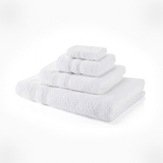 Soft Towels Set in White colours